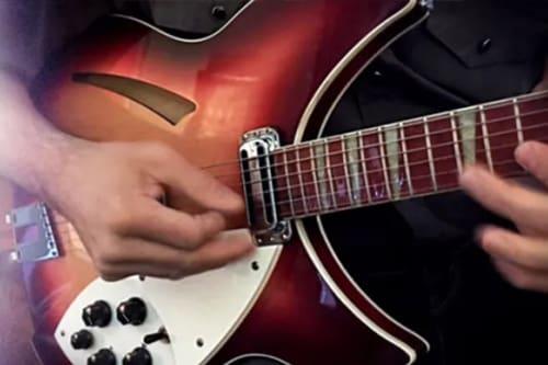 слушать мелодии на гитаре