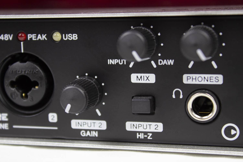 Как подключить гитару через внешнюю звуковую карту - HI-Z